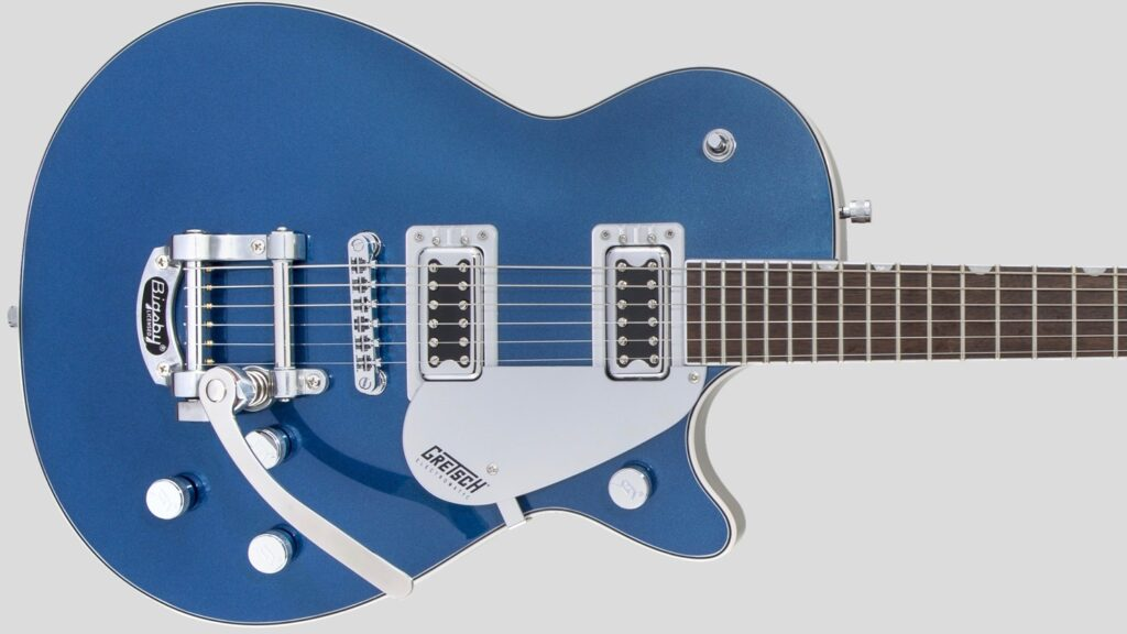 Gretsch G5230T Jet FT Single-Cut with Bigsby Electromatic Collection Solid Body Aleutian Blue 2507210502