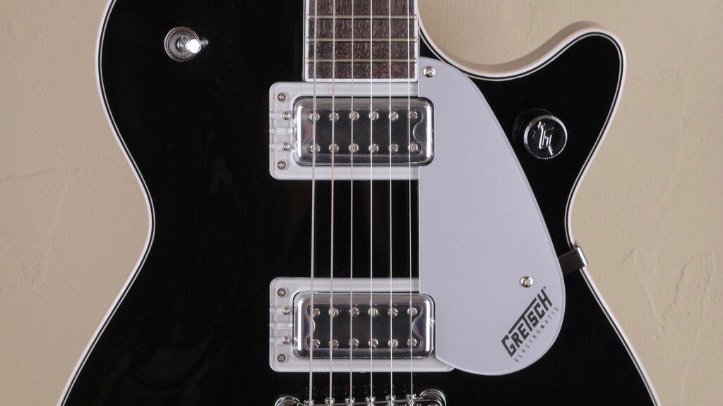 Gretsch G5230T Jet FT Single-Cut with Bigsby Electromatic Collection Solid Body Black 2507210506