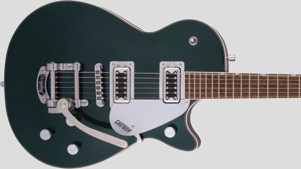 Gretsch G5230T Jet FT Single-Cut with Bigsby Electromatic Collection Solid Body Cadillac Green 2507210546