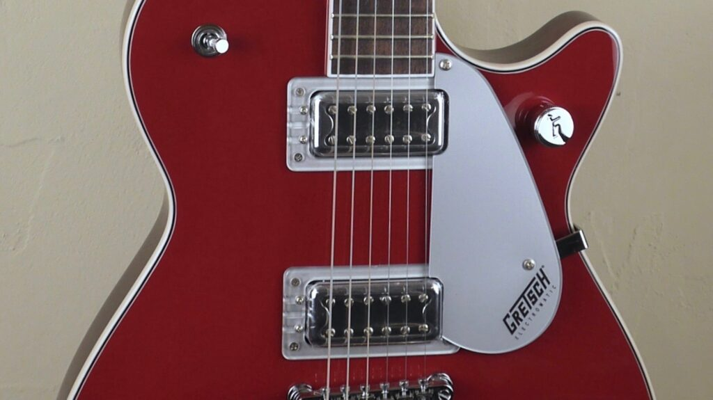 Gretsch G5230T Jet FT Single-Cut with Bigsby Electromatic Collection Solid Body Firebird Red 2507210516