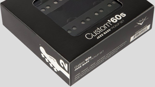 Fender Custom Shop Custom 60 Jazz Bass Pickup Set