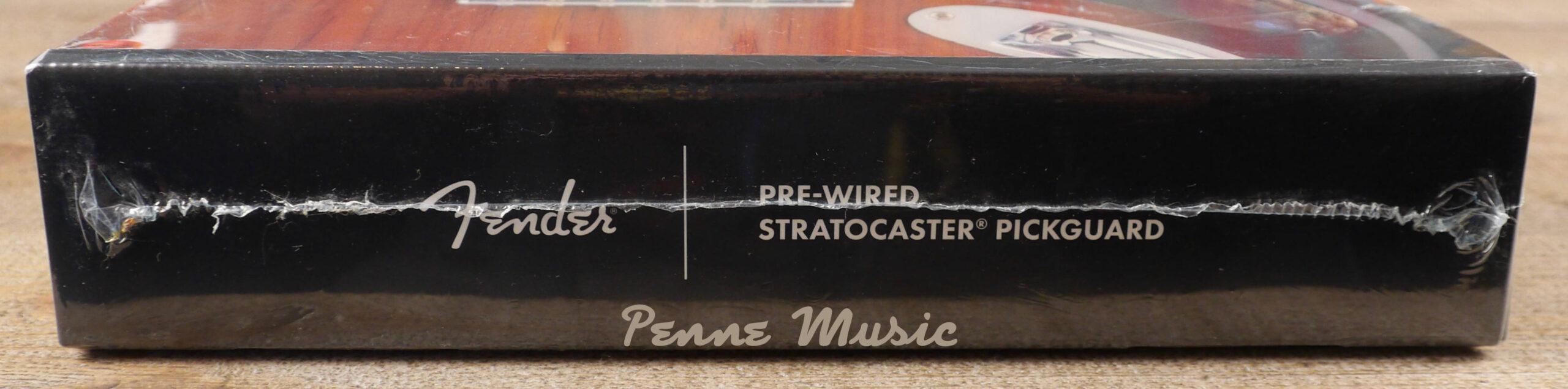 Fender Custom Shop Pre-Wired Fat 50 Stratocaster Pickup Set Pickguard Black 3