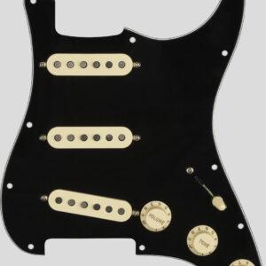 Fender Custom Shop Pre-Wired Fat 50 Stratocaster Pickup Set Pickguard Black 5