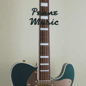 Fender Super Deluxe Thinline Telecaster Limited Edition Sherwood Green Metallic 1