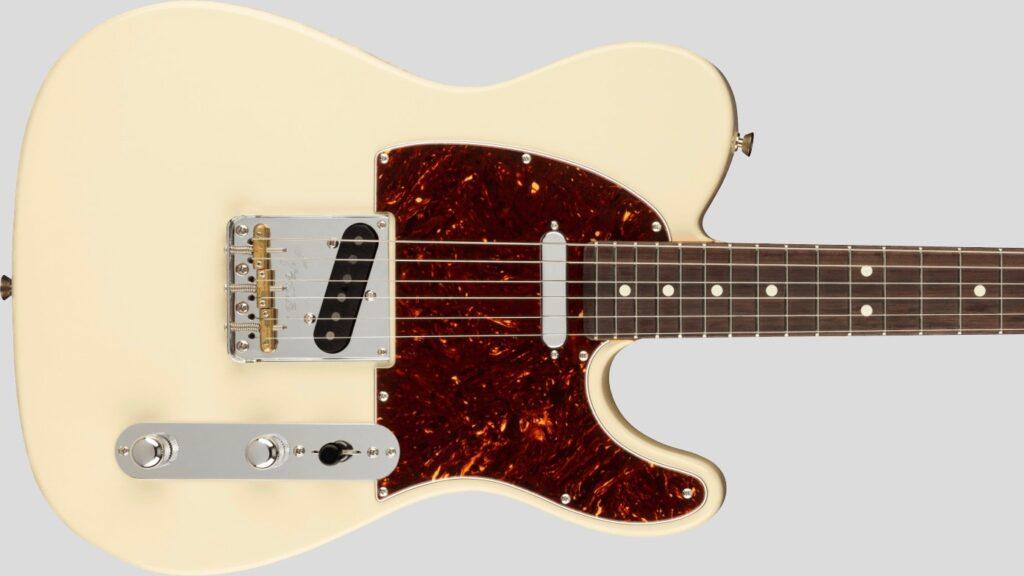 Fender Telecaster American Professional II Olympic White 0113940705 Made in Usa inclusa custodia rigida Fender
