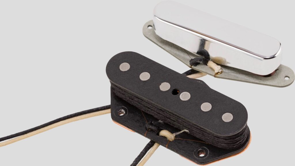 Fender Tim Shaw Hot 50 Telecaster Pickup Set 0992289000 Made in Usa