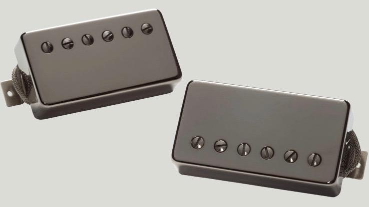 Seymour Duncan APH-2S Slash Alnico II Pro Humbucker Set Black Nickel Cover 11104-08-BNC Made in Usa