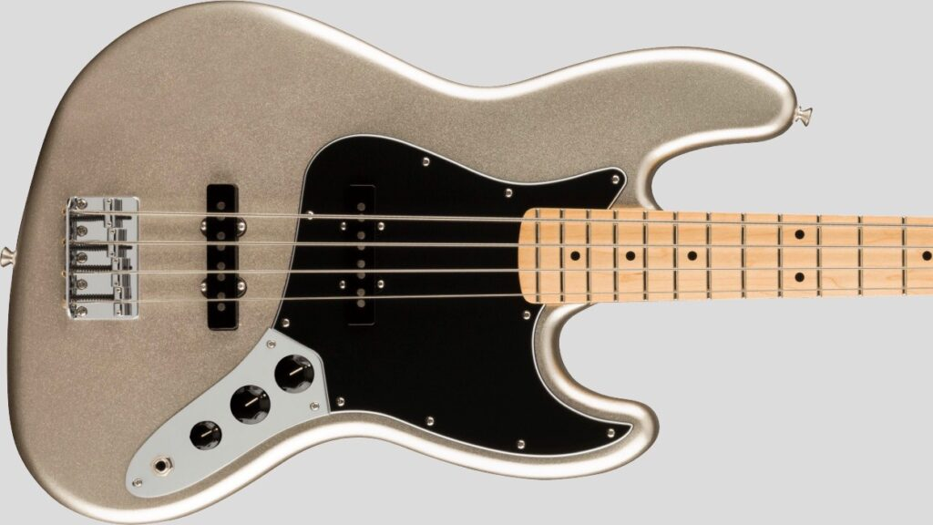 Fender 75th Anniversary Jazz Bass Limited Edition Diamond Anniversary 0147562360 Made in Mexico