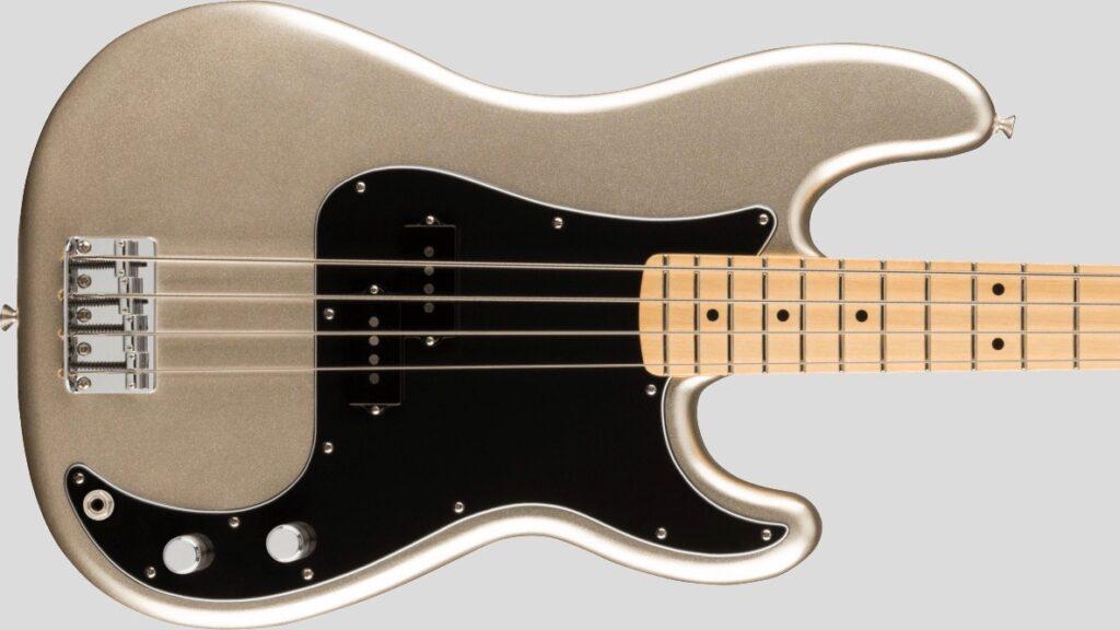 Fender 75th Anniversary Precision Bass Limited Edition Diamond Anniversary 0147552360 Made in Mexico