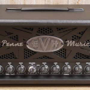 EVH 5150III 50S 6L6 Head Stealth 1