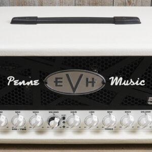 EVH 5150III 50W 6L6 Head Ivory 1