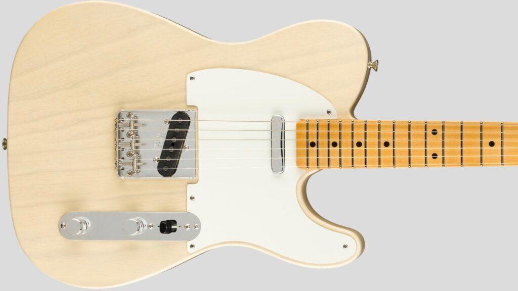 Fender Custom Shop 1958 Top-Load Telecaster Vintage Custom Aged White Blonde NOS 9235000861 Made in Usa