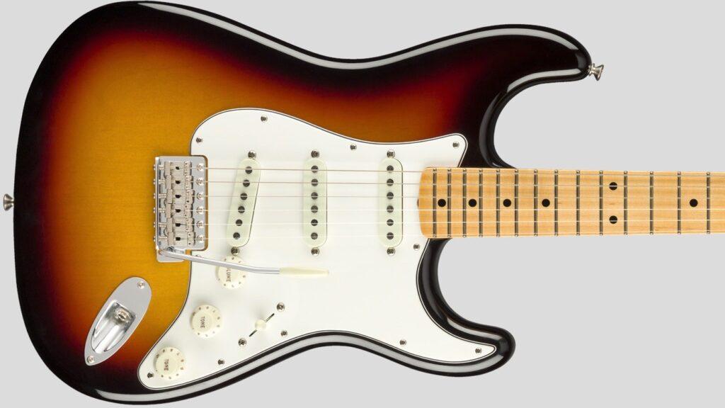 Fender Custom Shop 1962 Stratocaster Vintage Custom 3-Color Sunburst NOS 9235000860 Made in Usa