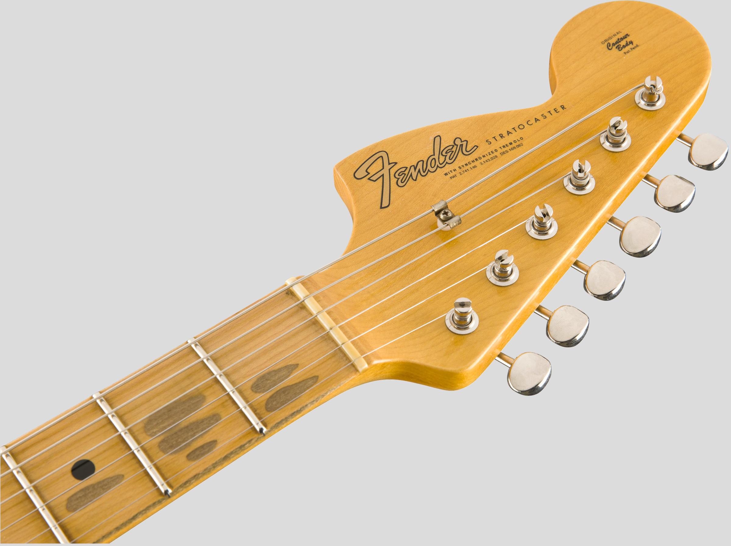 Fender Custom Shop Jimi Hendrix Voodoo Child Stratocaster Black Journeyman Relic 5