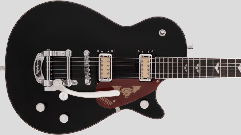 Gretsch Nick 13 G5230T Tiger Jet Single-Cut with Bigsby Electromatic Collection Solid Body Black 2508310506