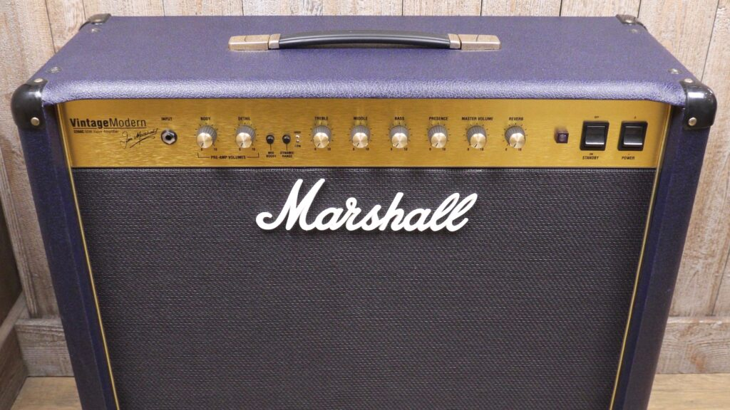 Marshall 2266C Vintage Modern Combo 2007 incluso 2-Button Footswitch Marshall