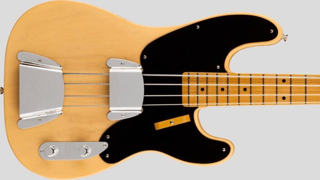 Fender Custom Shop 1951 Precision Bass Limited Edition Nocaster Blonde NOS 9235001444