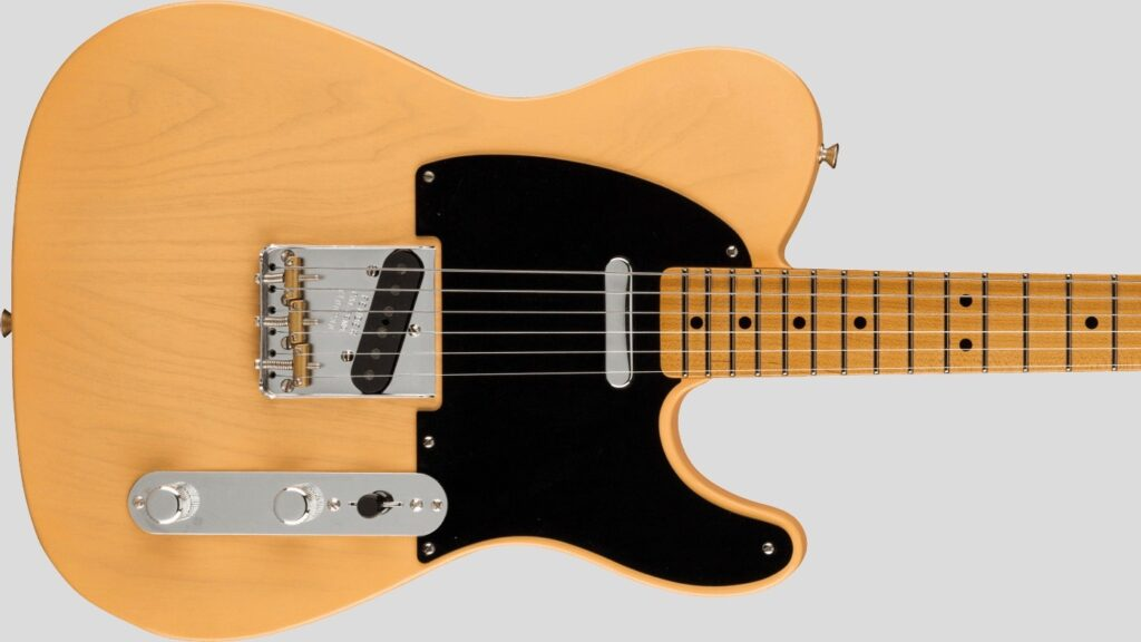 Fender Custom Shop 1951 Telecaster Limited Edition Nocaster Blonde Deluxe Closet Classic Made in Usa