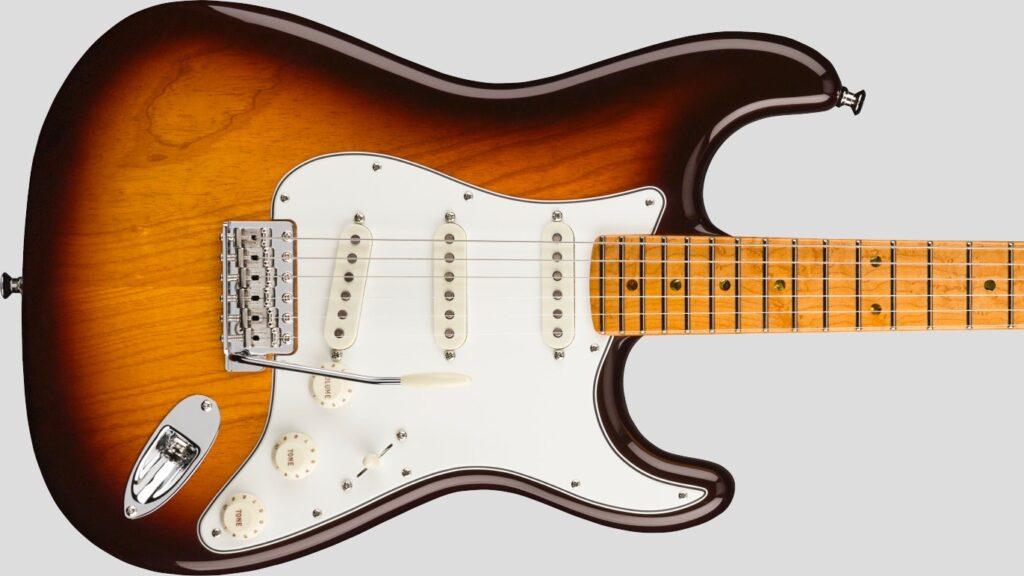 Fender Custom Shop Stratocaster American Custom Antique Burst NOS 9235001202 Made in Usa