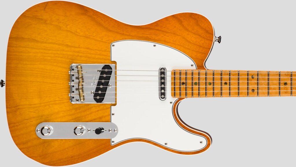 Fender Custom Shop Telecaster American Custom Honey Burst NOS 9235001205 Made in Usa