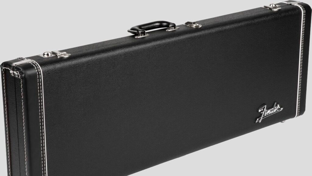 Fender G&G Deluxe Hardshell Case Stratocaster / Telecaster Black 0996102406 Made in Usa