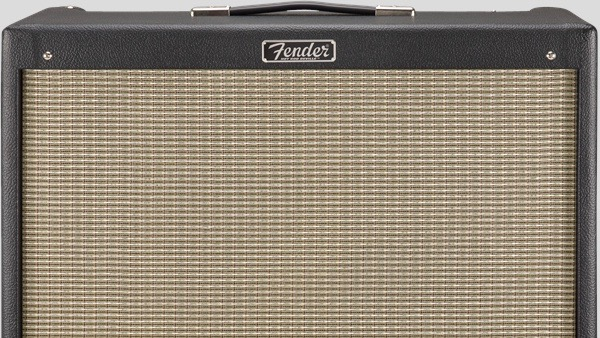 Fender Hot Rod Deville 212 IV Black 2231106000 Made in Mexico inclusi 2-Button Footswitch e Cover