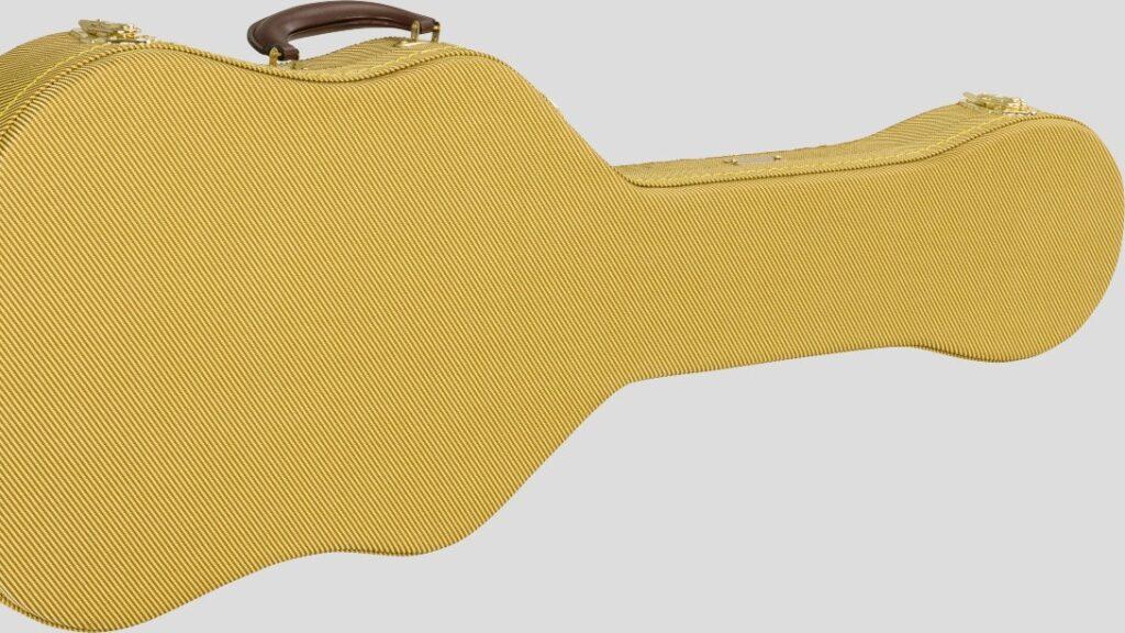 Fender Thermometer Case per chitarra elettrica Telecaster Tweed 0996104300