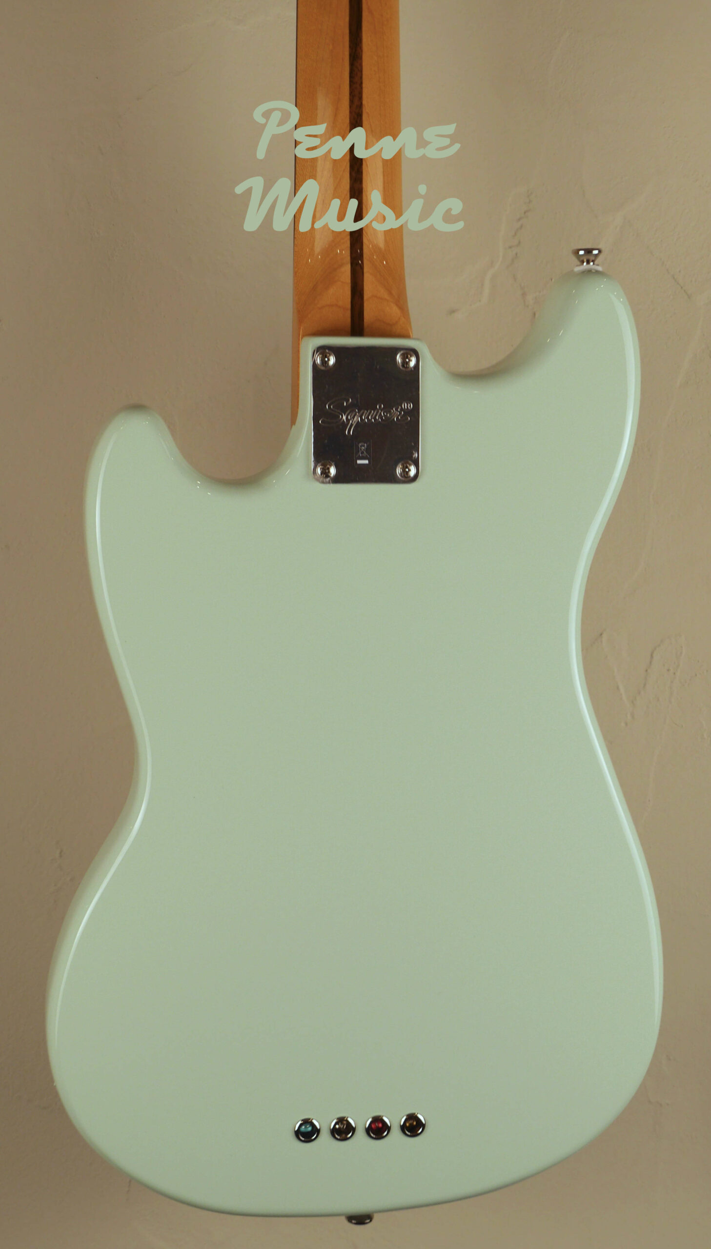 Squier by Fender 60 Mustang Bass Classic Vibe Surf Green 4