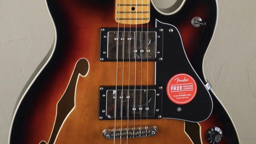Squier by Fender Starcaster Classic Vibe 3-Color Sunburst 0374590500