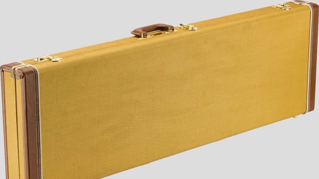Fender Classic Wood Case Jazz / Precision Tweed 0996106300