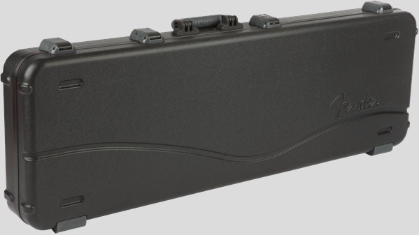 Fender Deluxe Molded Case Jazz / Precision /Jaguar Bass Black 0996102306