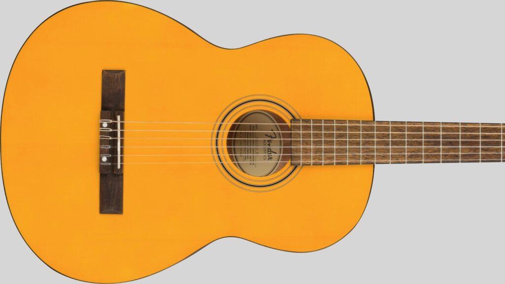Fender ESC-105 Classical 4/4 Educational Satin Vintage Natural 0971960121 inclusa custodia Fender Bag