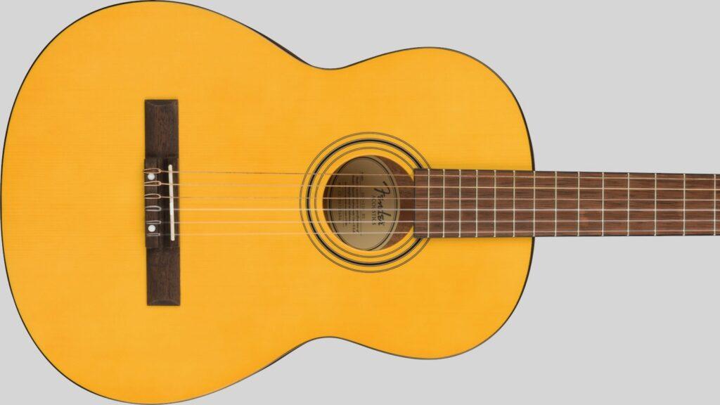Fender ESC-110 Classical 4/4 Educational Satin Vintage Natural 0971910121 inclusa custodia Fender Bag