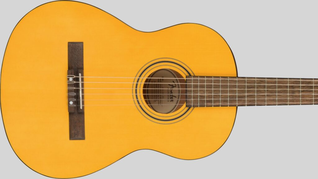 Fender ESC-80 Classical 3/4 Educational Satin Vintage Natural 0971960121 inclusa custodia Fender Bag