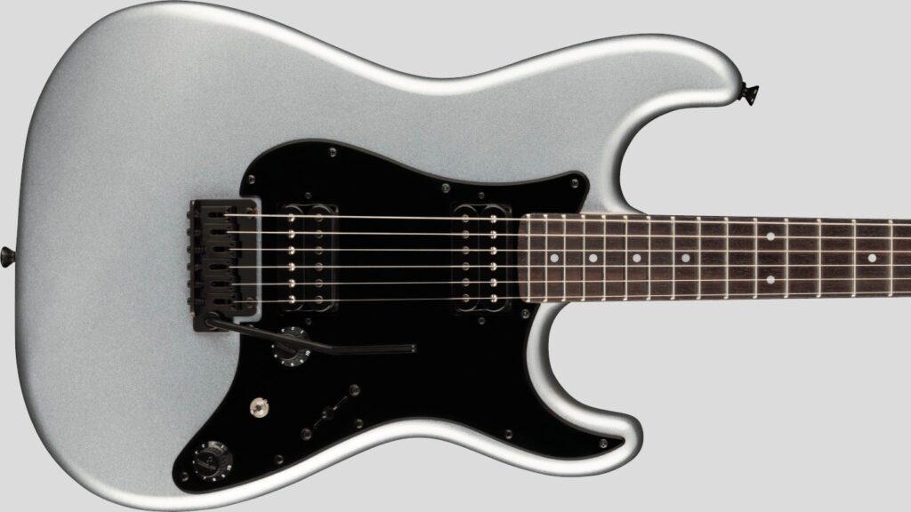 Fender Stratocaster HH Boxer Inca Silver 0251750324 Made in Japan inclusa custodia Fender Gig Bag