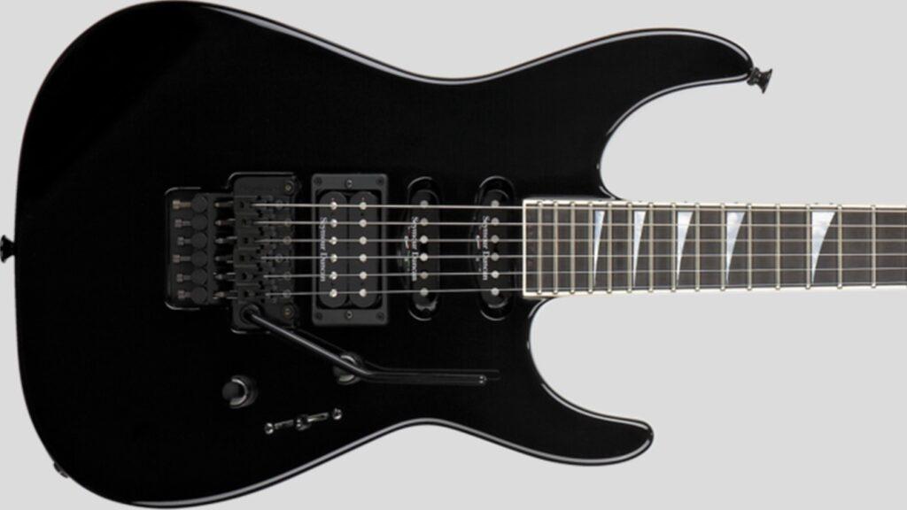 Jackson USA Select Soloist SL1 Gloss Black 2803070803 Made in Usa inclusa custodia rigida SKB