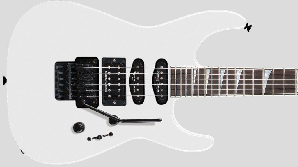Jackson USA Select Soloist SL1 Snow White 2803070876 Made in Usa inclusa custodia rigida SKB
