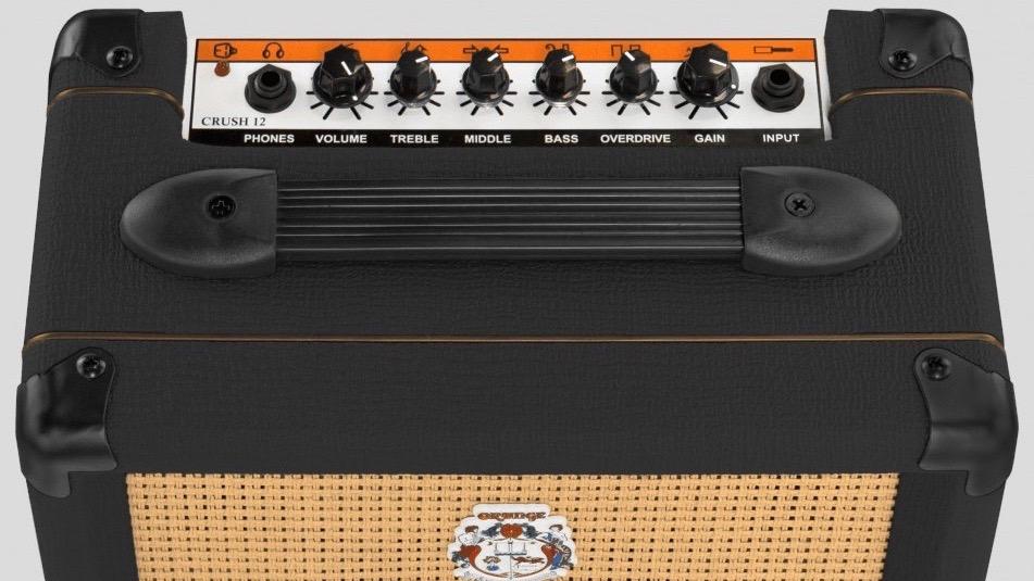 Orange Crush 12 Black 12 watt di potenza con 1 cono da 6 pollici