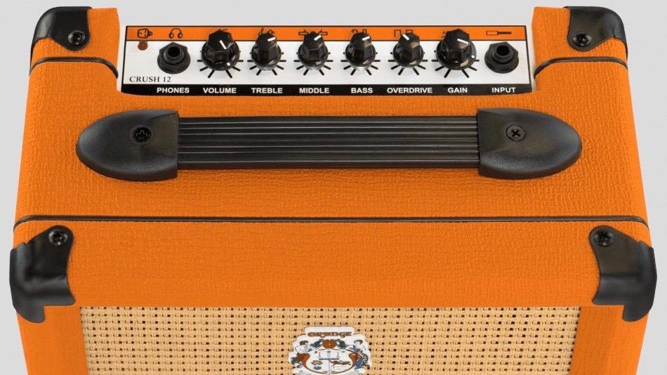 Orange Crush 12 watt di potenza con 1 cono da 6 pollici