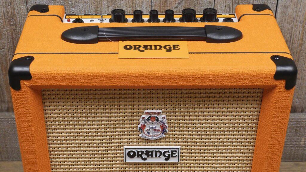 Orange Crush 20 watt di potenza con 1 cono da 8 pollici