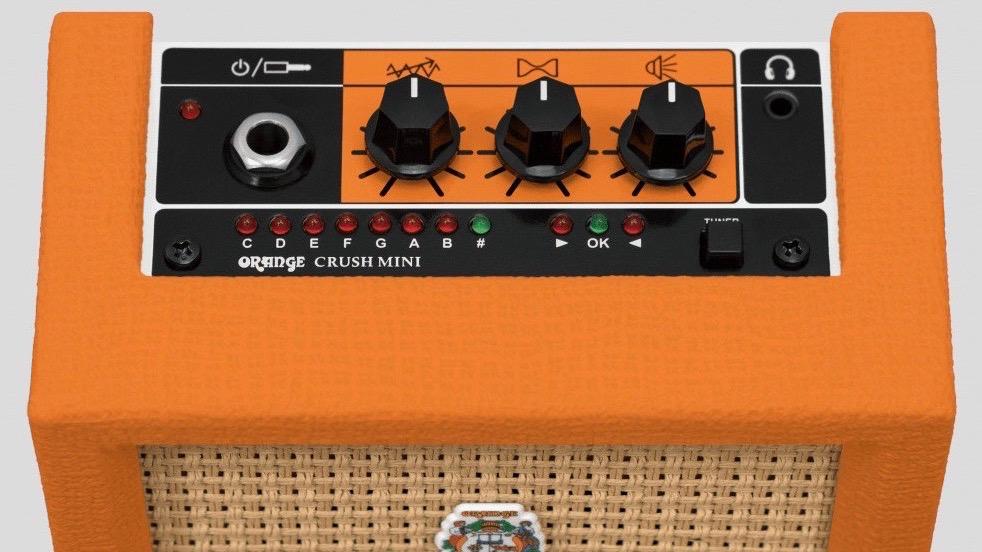 Orange Crush Mini 3 watt di potenza con 1 cono da 4 pollici