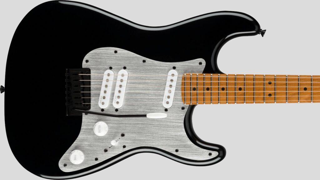 Squier by Fender Stratocaster Special Contemporary Black 0370230506 con custodia Fender in omaggio