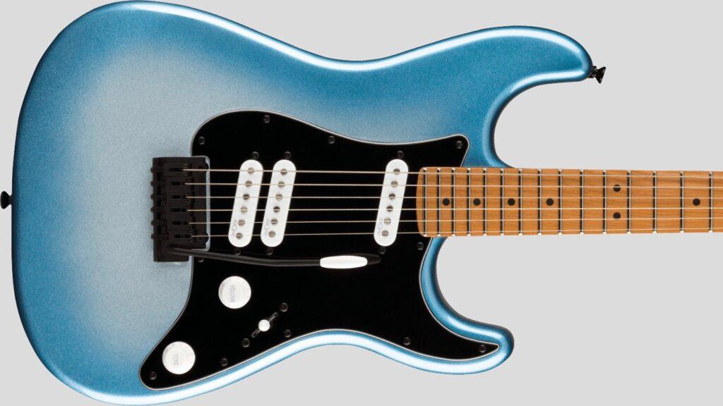 Squier by Fender Stratocaster Special Contemporary Sky Burst Metallic 0370230536 con custodia Fender in omaggio