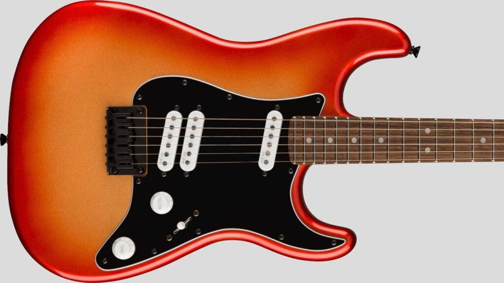 Squier by Fender Stratocaster Special HT Contemporary Sunset Metallic 0370235570 con custodia Fender in omaggio