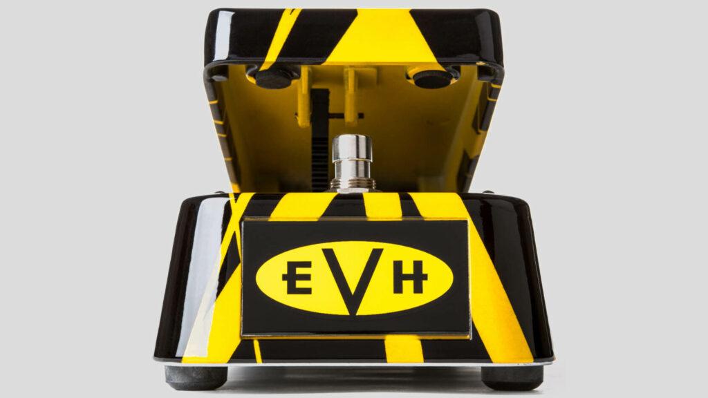 Dunlop EVH Cry Baby Wah EVH95 Made in Usa (spedizione gratuita) Jim Dunlop Electronics