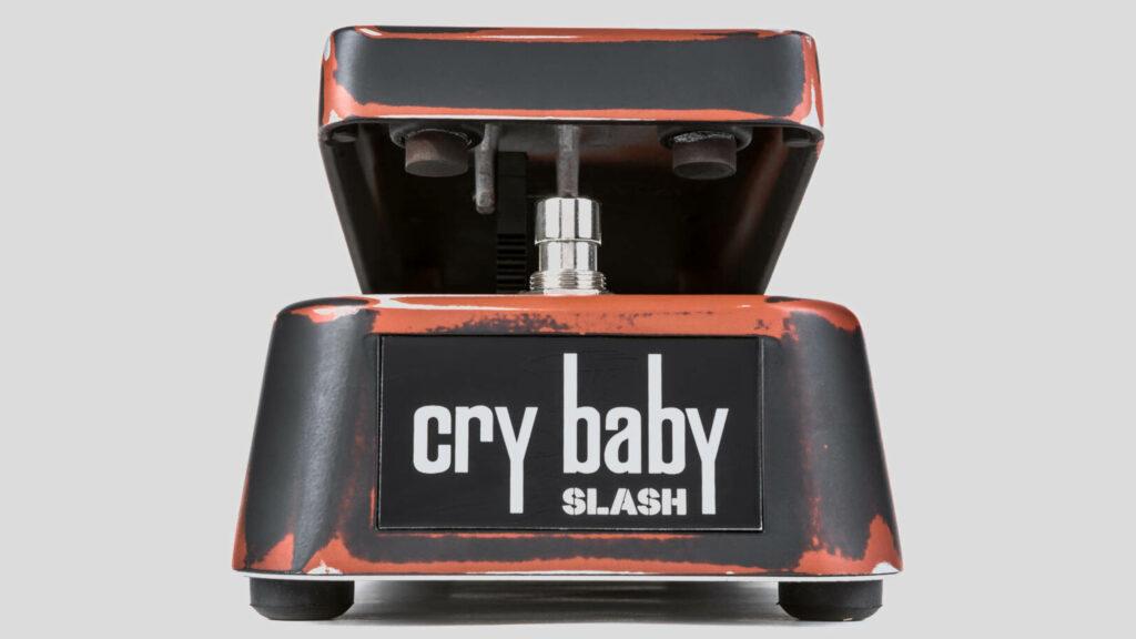 Dunlop Slash Cry Baby Classic Wah SC95 Made in Usa (spedizione gratuita) Jim Dunlop Electronics