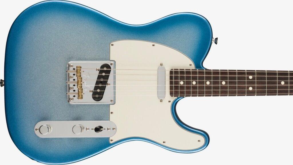 Fender Telecaster American Showcase Sky Burst Metallic 0113062736 Made in Usa inclusa custodia rigida Fender