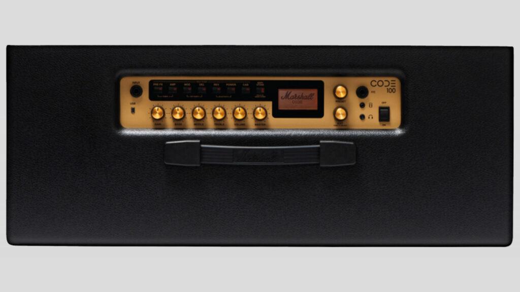Marshall CODE100 incluso 4-Way Footswitch PEDL-91010 (spedizione gratuita)
