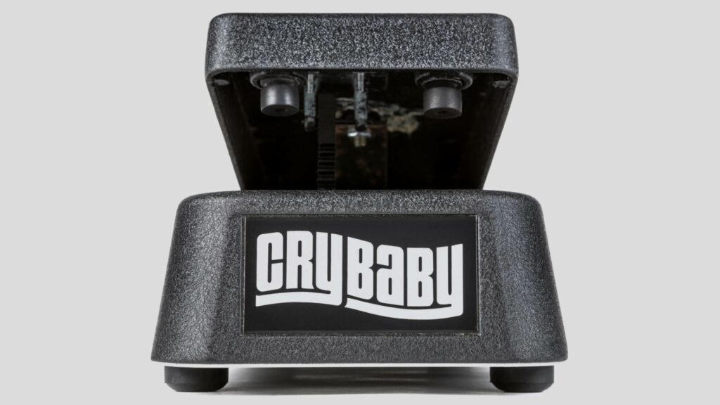 Dunlop Cry Baby Wah 95Q Made in Usa (spedizione gratuita) Jim Dunlop Electronics