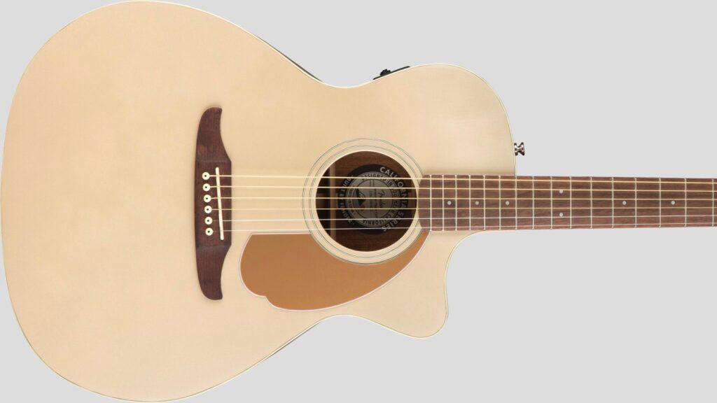 Fender Newporter Player California Champagne 0970743044 con custodia Fender in omaggio